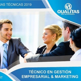 Técnico en Gestión Empresarial y Marketing
