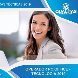 Operador PC Office Tecnología 2019